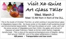 Art Glass tour