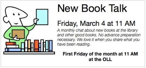 New Book Talk