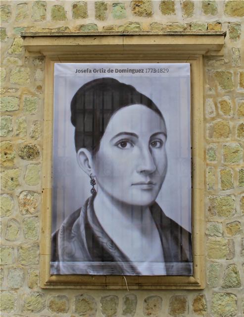 Portrait of Josefa Ortiz de Domínguez