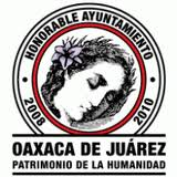 Official shield of Oaxaca de Juárez.