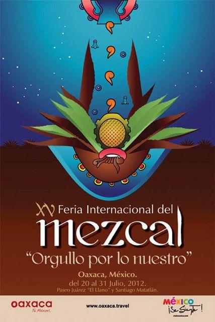XV feria internacional del mezcal oaxaca 2012