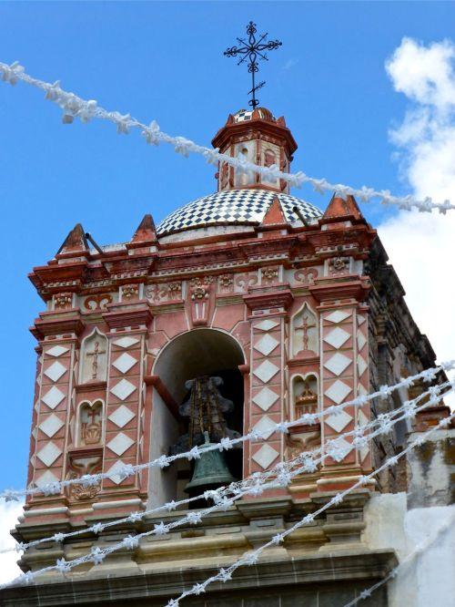 Iglesia de la Asunción de Nuestra Señora, Tlacolula de Matamoros, OAX