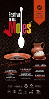 Festival de los Moles,del 16 al 18 de julio 2014 GUELAGUETZA