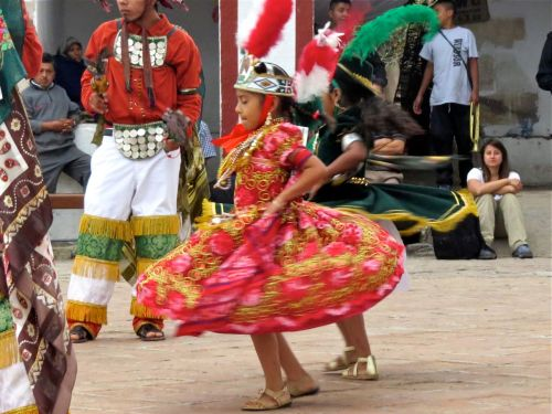 Dance of Malinche and Doña Marina