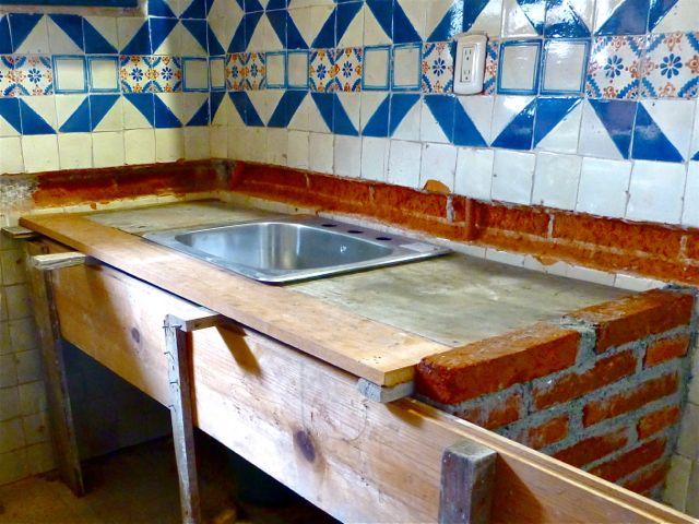 Spanish Tile Kitchen Floors
