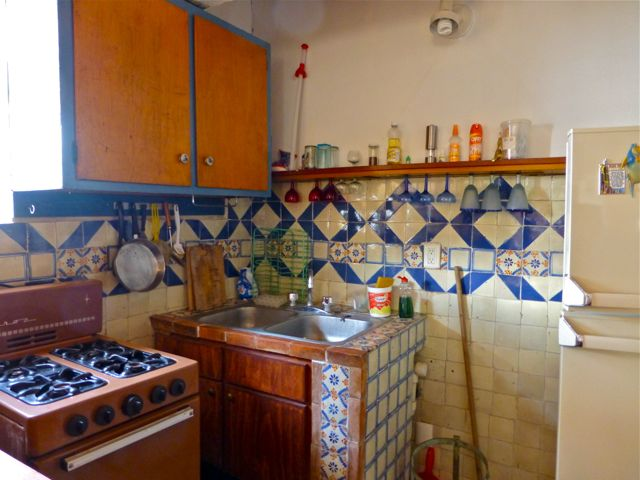 Talavera Kitchen Sink