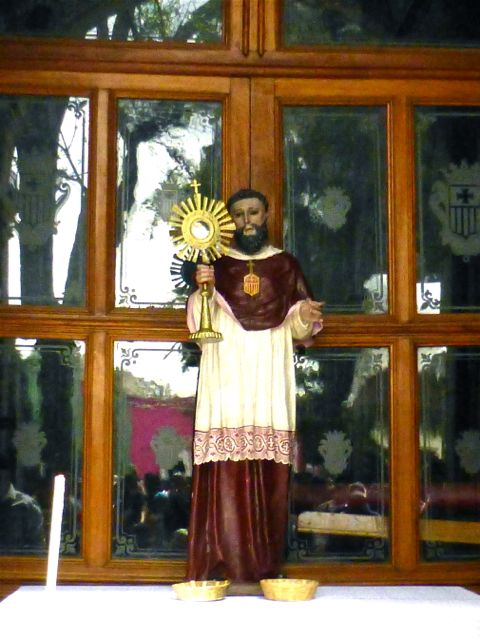 Figure of San Ramón Nonato