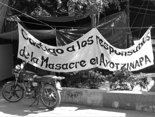 Castigo a los responsables de la masacre el Ayotzinapa