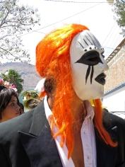 Carnaval, San Martín Tilcajete