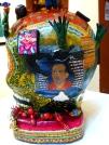 Detail from Homenaje a un gran artista: Arnulfo Mendoza by Taller Alfonso Castillo
