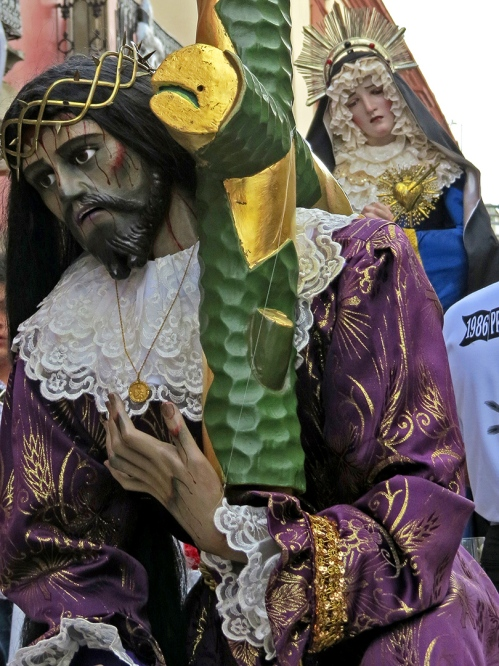 Señor de Las Tres Caídas - Parroquia de Santo Tomás Xochimilco