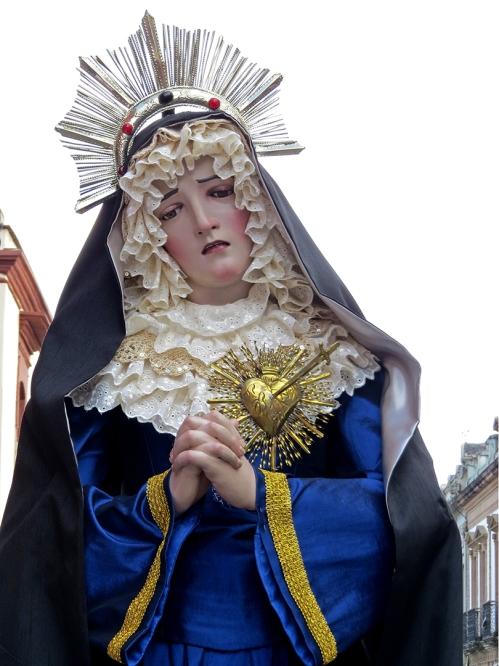 Nuestra Señora de Los Dolores - Parroquia de Santo Tomas Xochimilco