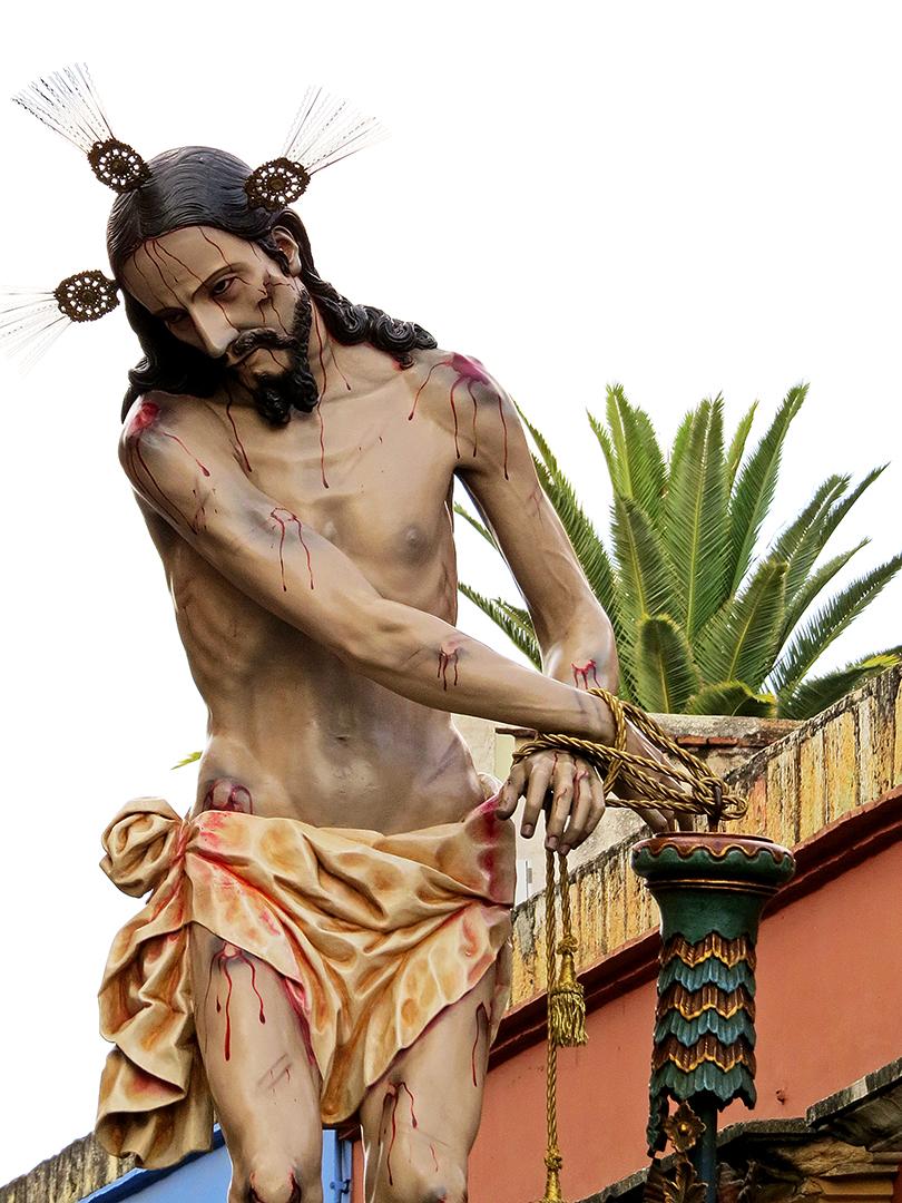Señor de La Columna - Templo de Santo Domingo de Guzmán