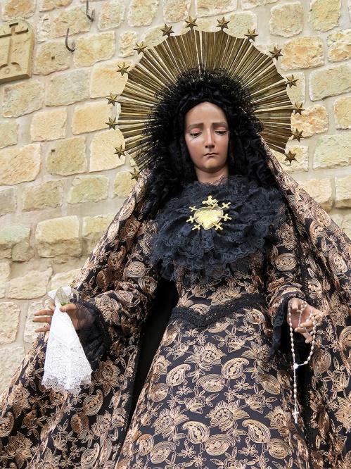 Nuestra Señora de los Dolores -  Capellanía de Nuestra Señora del Patrocinio