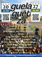 List of Guelaguetzas