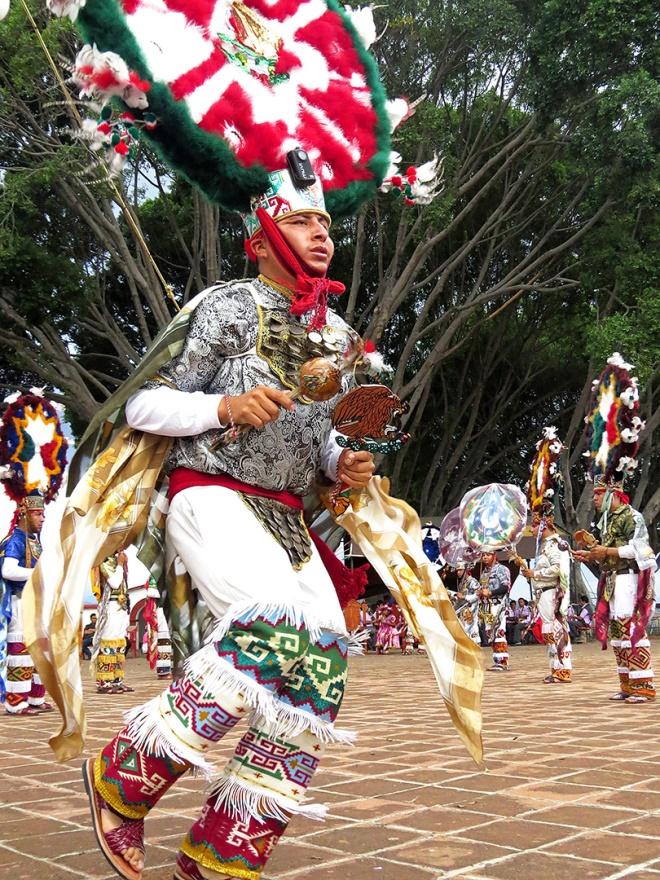 Moctezuma coming...