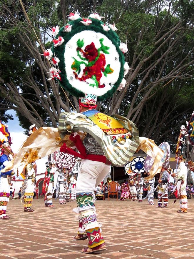 Moctezuma departing...