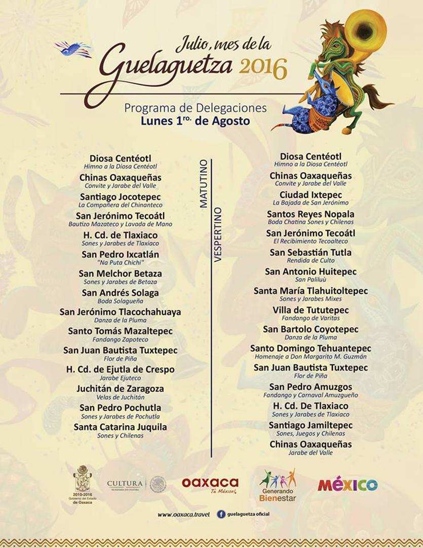 delegaciones guelaguetza 2016 (2)