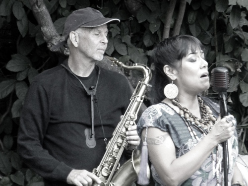 Paul Cohen and Lila Downs