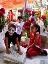 Día de los Muertos, November 4, 2017 - San Antonino Castillo Velasco, Oaxaca