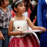 Carnaval, February 13, 2018, San Martín Tilcajete, Oaxaca