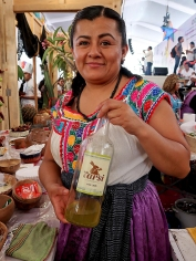 Aguardiente from Ixtlahuaca