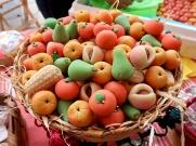 Marzipan sweets from Ejutla de Crespo