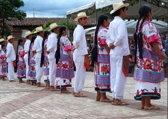 Dance from Huautla de Jiménez